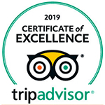 Tripadvisor certificat d'excellence