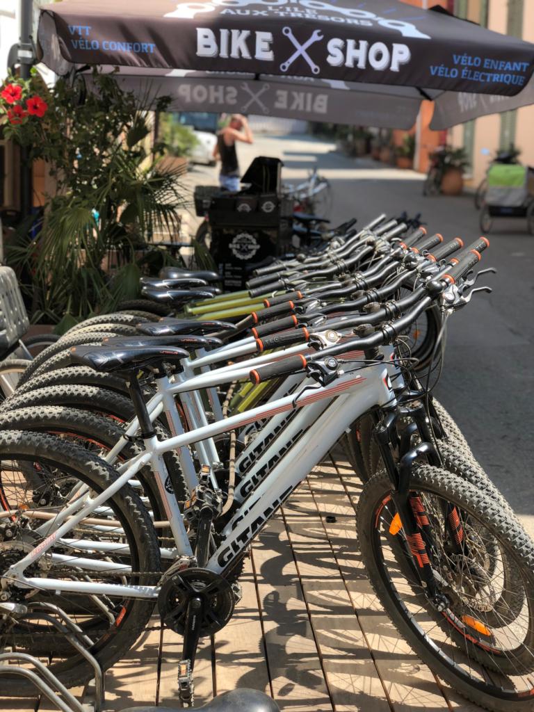 Bikeshop Porquerolles